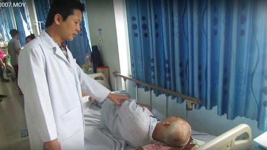 Bệnh viện tuyến huyện mổ thành công u não