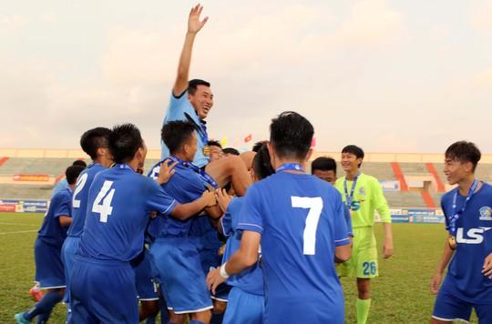 PVF vô địch U15 quốc gia - Ảnh 1.