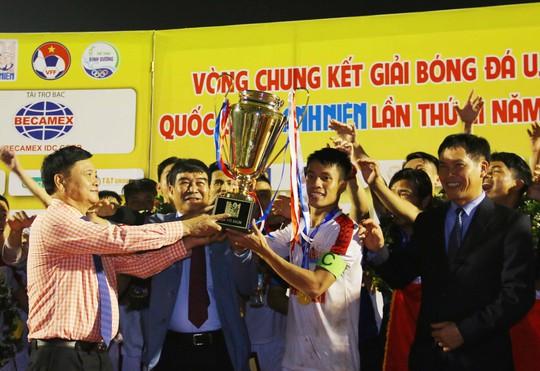 U21 HAGL vô địch, tiếc cho Văn Sơn - Ảnh 1.