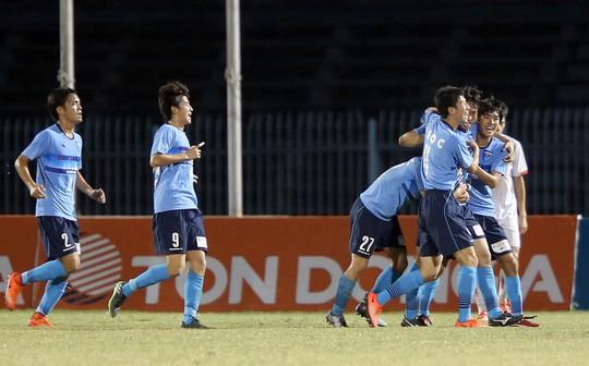 U21 Yokohama giữ lời hứa bảo vệ ngôi vô địch U21 - Ảnh 1.