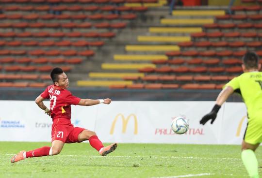 U22 Việt Nam - Philippines 4-0: Xây chắc ngôi đầu - Ảnh 5.