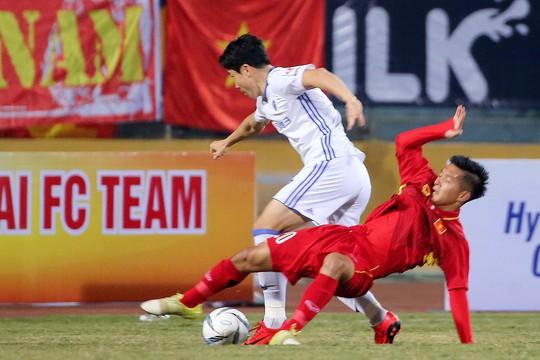 U23 Việt Nam – Ulsan Hyundai 2-3: Công tốt, thủ hở - Ảnh 5.