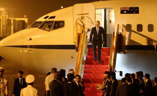 APEC 2017: Thủ tướng Nhật đến Đà Nẵng lúc 21 giờ - Ảnh 2.