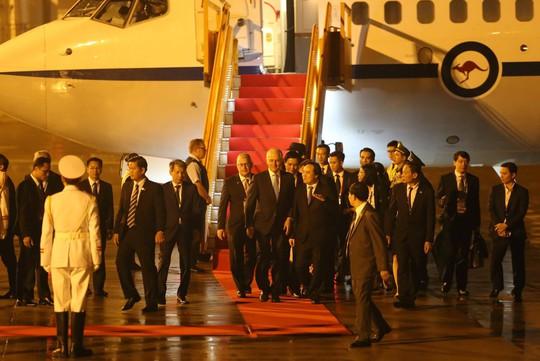 APEC 2017: Thủ tướng Nhật đến Đà Nẵng lúc 21 giờ - Ảnh 4.