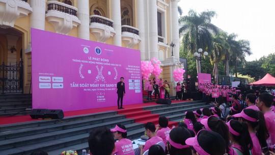 Khám sàng lọc ung thư vú miễn phí cho 10.000 phụ nữ - Ảnh 1.