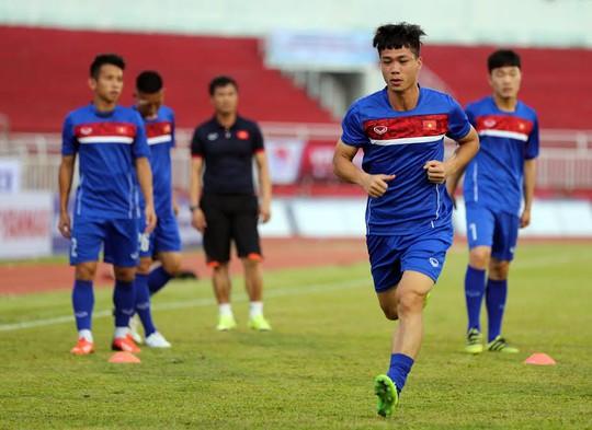Việt Nam - Jordan 0-0: Đặng Văn Lâm cứu chủ nhà thoát thua - Ảnh 1.