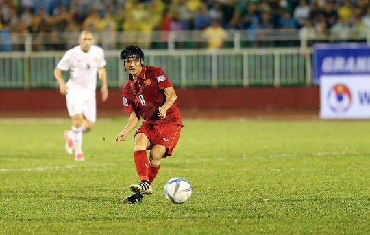 Việt Nam - Jordan 0-0: Đặng Văn Lâm cứu chủ nhà thoát thua - Ảnh 10.