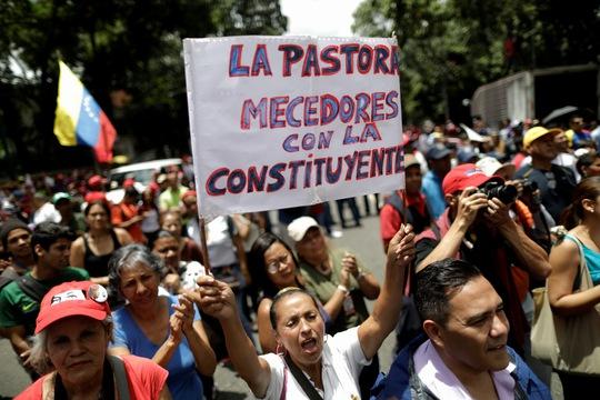 Nguy cơ nội chiến ở Venezuela - Ảnh 1.