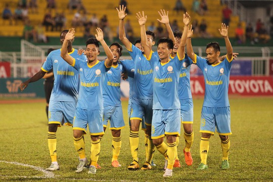 Sanna Khánh Hòa BVN có thành tích thi đấu sân khách rất tốt.