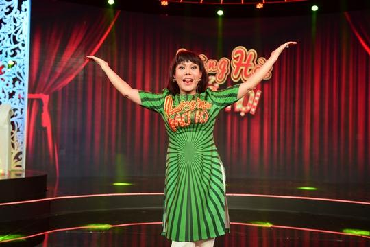Danh hài Việt Hương trở lại Làng Hài Mở Hội mùa 2 - Ảnh 3.