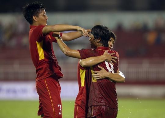 Chiến thắng ý nghĩa của U23 Việt Nam - Ảnh 1.