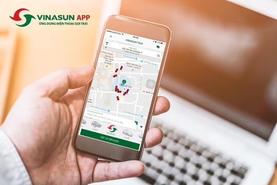 Vinasun App - nhanh chóng, an toàn - Ảnh 1.