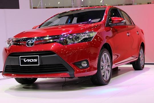 Ford Ranger đã chiếm ngôi vương của Toyota Vios - Ảnh 3.
