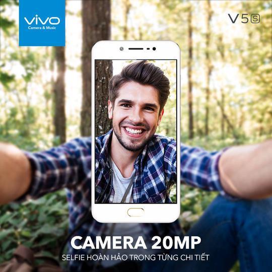 """Tháng 6 """"nóng"""" chưa từng thấy khi mua Vivo V5s tại FPT shop - Ảnh 3."""