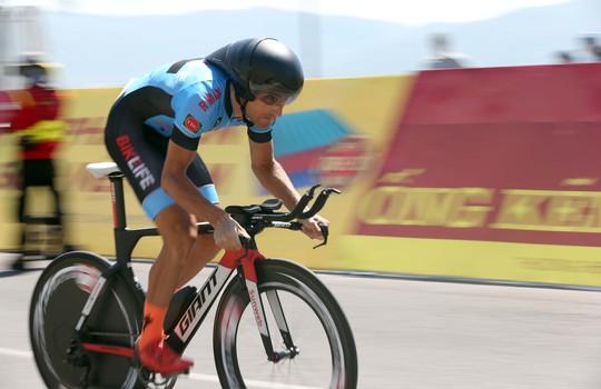 Desriac Loic lên tiếng ở Giải Xe đạp quốc tế VTV 2017 - Ảnh 3.