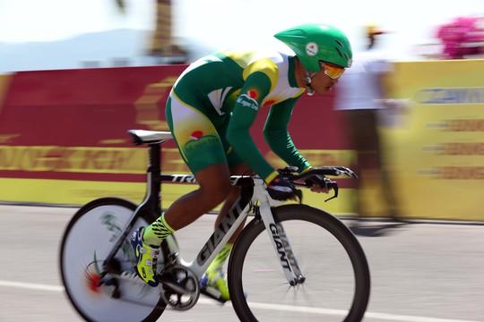Desriac Loic lên tiếng ở Giải Xe đạp quốc tế VTV 2017 - Ảnh 2.