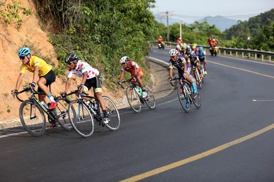 Morales nhất chặng 11 Giải xe đạp VTV - Ảnh 2.