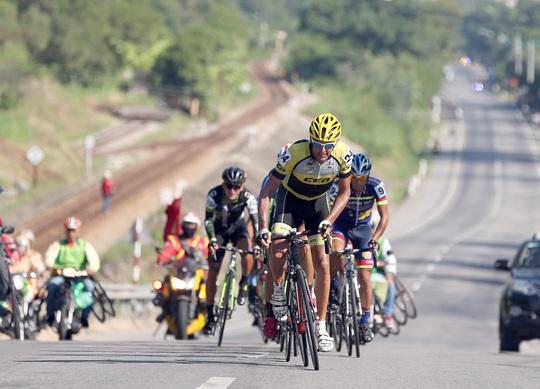 Lê Văn Duẩn được giải oan ở Giải Xe đạp VTV - Ảnh 2.