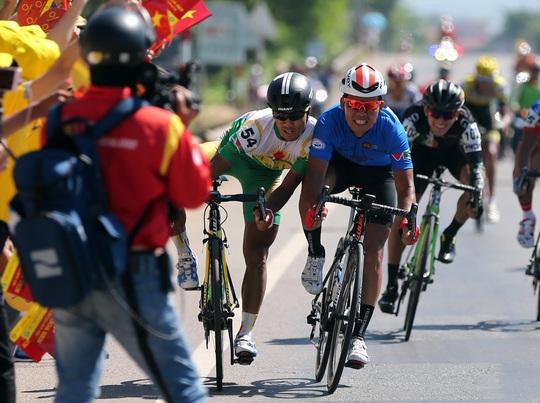 Lê Văn Duẩn được giải oan ở Giải Xe đạp VTV - Ảnh 5.