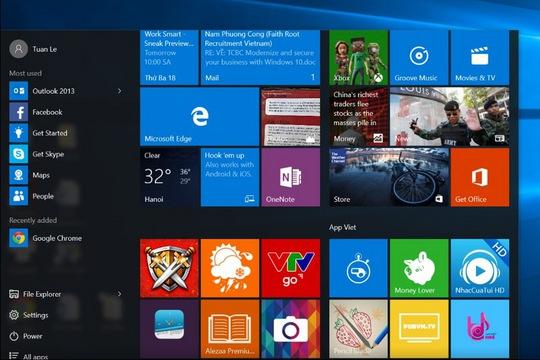 Microsoft, Windows 10 và những con số thú vị - Ảnh 1.