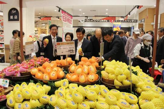 Những nông sản Việt đắt như vàng khi xuất sang Nhật - Ảnh 2.