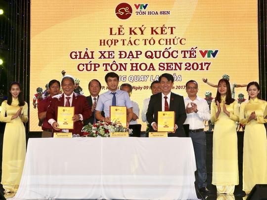 Cúp Xe đạp có tổng giải thưởng cao nhất Việt Nam - Ảnh 1.