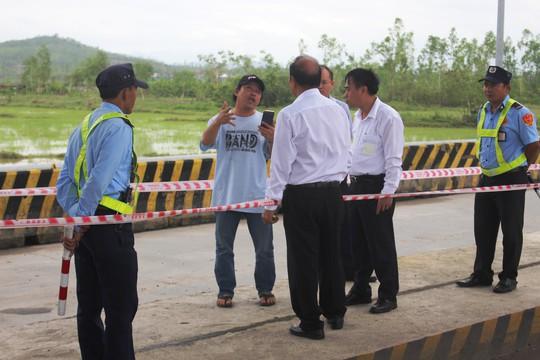 BOT Ninh An đối thoại với tài xế để giải quyết ách tắc - Ảnh 3.