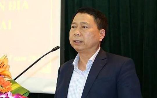 Chủ tịch huyện Quốc Oai điện thoại báo gặp tin xấu trước khi mất tích - Ảnh 1.