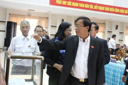 Đề nghị Ban Bí thư kỷ luật ông Lê Phước Thanh - Ảnh 1.