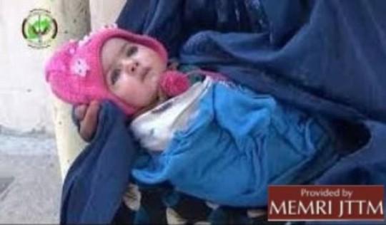 Taliban giấu bom vào người trẻ sơ sinh để khủng bố - Ảnh 1.