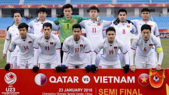 Những hình ảnh lấy nước mắt người hâm mộ của U23 Việt Nam - Ảnh 1.