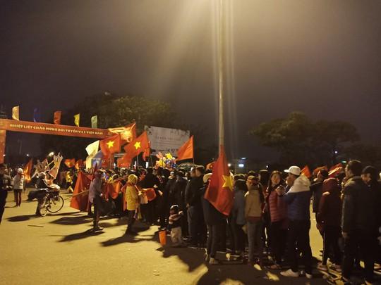 Tuyển thủ U23 Việt Nam cất cao lời ca chiến thắng tặng người hâm mộ - Ảnh 18.