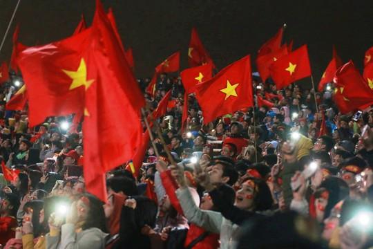 Tuyển thủ U23 Việt Nam cất cao lời ca chiến thắng tặng người hâm mộ - Ảnh 7.