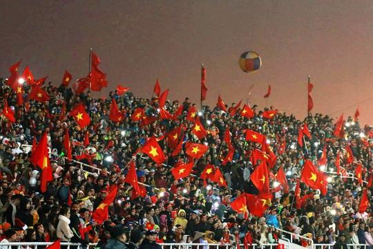 Tuyển thủ U23 Việt Nam cất cao lời ca chiến thắng tặng người hâm mộ - Ảnh 10.