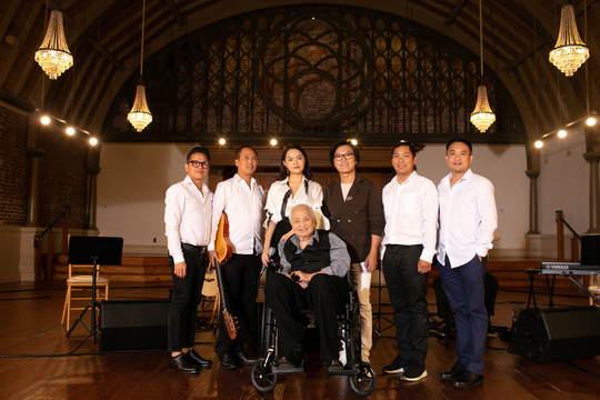 Ca khúc hiếm của nhạc sĩ Lam Phương ra mắt khán giả - Ảnh 2.