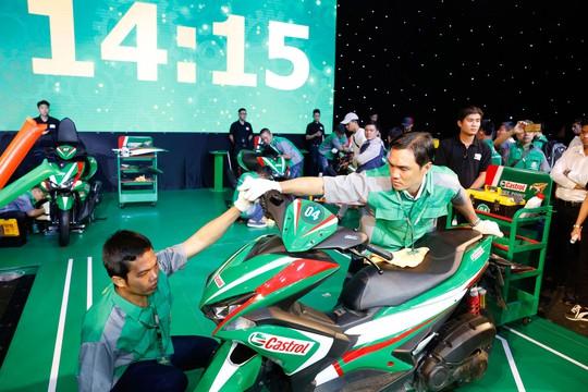 Thợ máy Việt Nam sẽ tranh tài cấp khu vực - Ảnh 1.