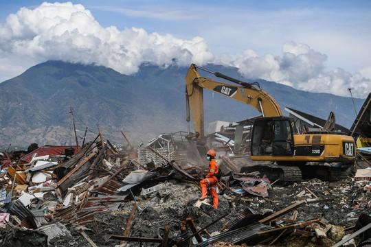 Động đất mạnh tấn công Indonesia, Nga, Papua New Guinea - Ảnh 1.