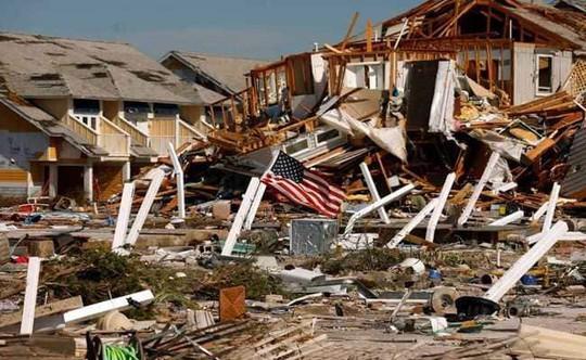 Mỹ: Bão Michael trút thiệt hại không thể tưởng tượng xuống Florida - Ảnh 4.