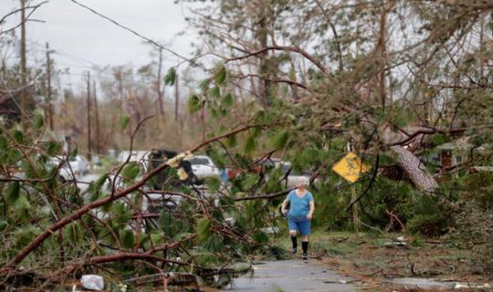 Mỹ: Bão Michael trút thiệt hại không thể tưởng tượng xuống Florida - Ảnh 7.