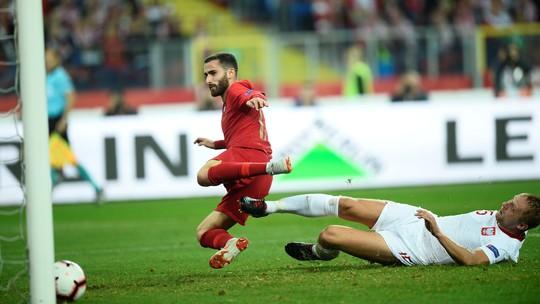 Chấp Ronaldo, Bồ Đào Nha đại thắng Ba Lan ở Nations League - Ảnh 4.
