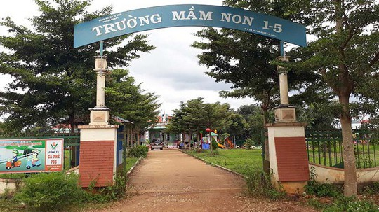 Gia Lai đóng cửa 1 trường học vì bệnh tay chân miệng - Ảnh 1.