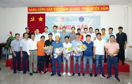 Đội bóng phong trào nổi tiếng Sài Gòn mơ lên chuyên nghiệp - Ảnh 1.