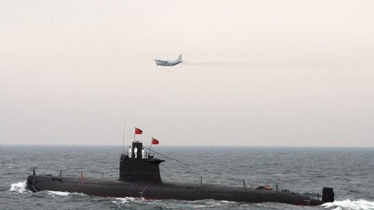 Thiết bị theo dõi của Trung Quốc được cài gần căn cứ hải quân Mỹ - Ảnh 2.