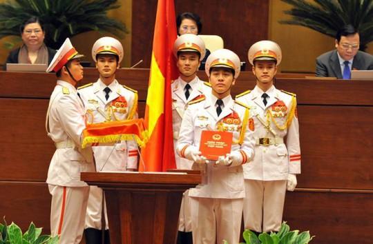 Lễ tuyên thệ nhậm chức của Chủ tịch nước được truyền hình trực tiếp từ 15 giờ chiều nay - Ảnh 1.