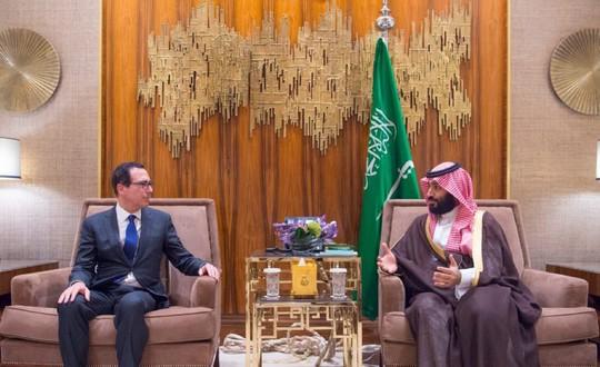 Bộ trưởng Tài chính Mỹ đến Ả Rập Saudi, Thổ Nhĩ Kỳ đòi vạch trần sự thật - Ảnh 1.