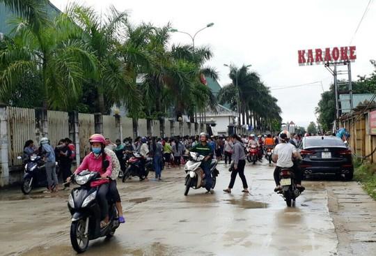 Công ty TNHH Ivory Việt Nam: Bị ép tăng ca, hơn 3.000 công nhân ngừng việc  - Ảnh 2.