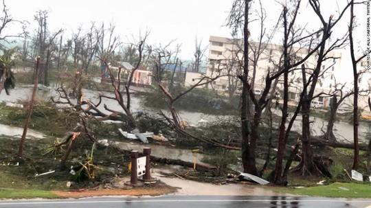 Siêu bão mạnh kinh hồn ngang ngửa Haiyan tiến về châu Á - Ảnh 2.