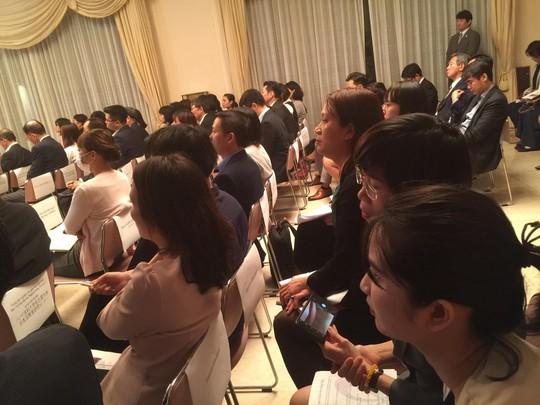 Chương trình đặc biệt tăng cường đào tạo giáo viên tiếng Nhật - Ảnh 3.