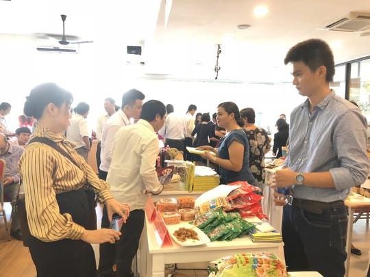 Tiếp sức cho đặc sản Trà Vinh vào hệ thống phân phối TP HCM  - Ảnh 2.