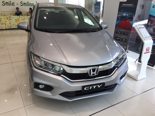 Hơn 1.500 xe Honda City tại Việt Nam bị triệu hồi vì dính lỗi túi khí - Ảnh 1.